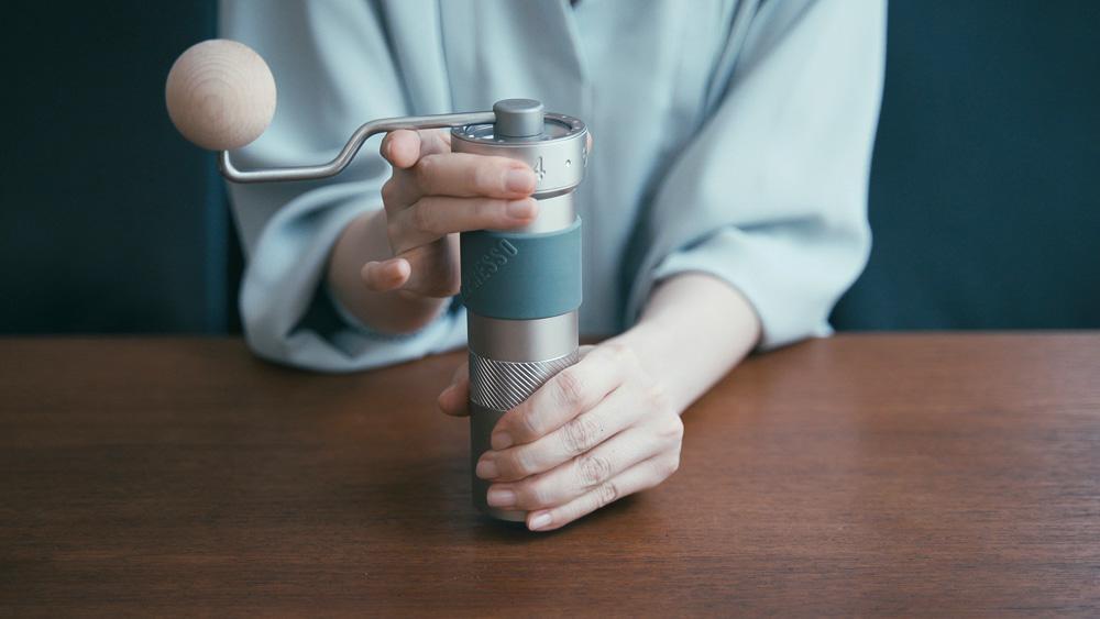 1Zpresso Zpro 挽目調節
