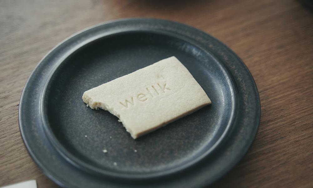 wellkのクッキー