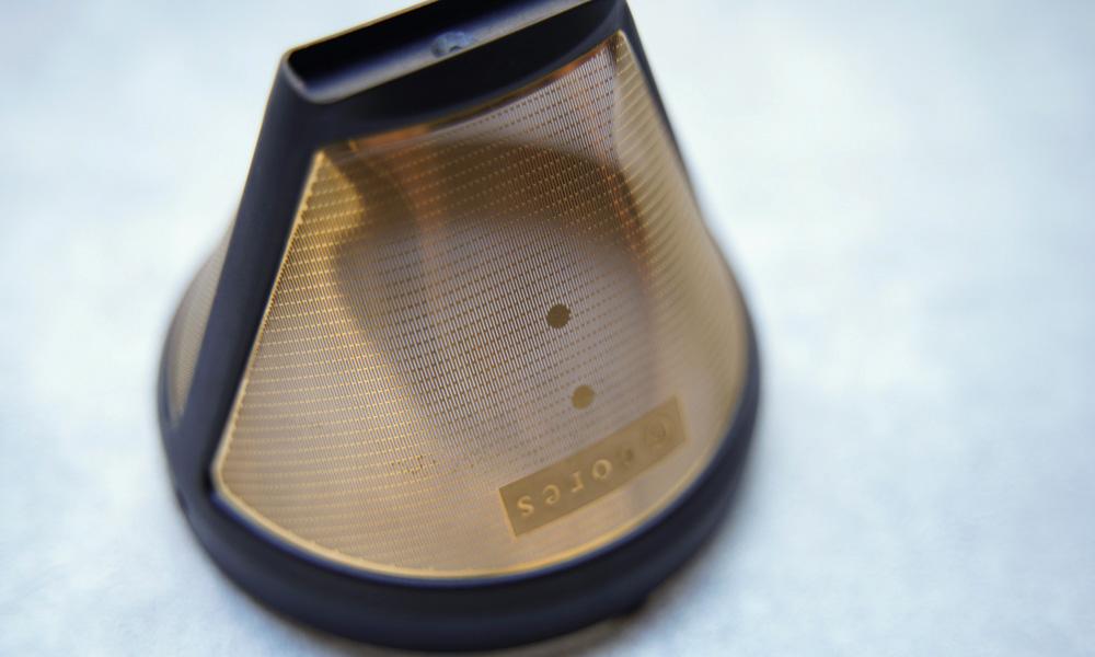 Cores(コレス)ゴールドフィルター ドリッパーホルダー C246BK