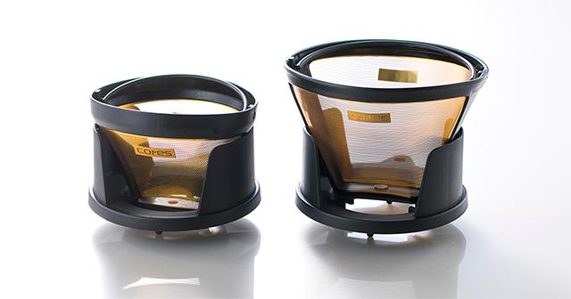 cores(コレス)ゴールドフィルター
