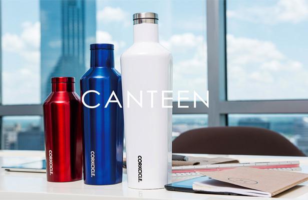 CORKCICLE(コークシクル) CANTEEN(キャンティーン) ステンレスボトル