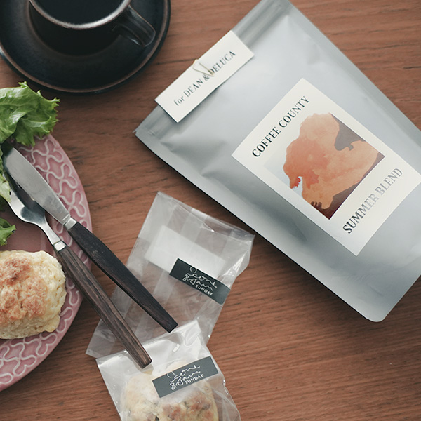 COFFEE COUNTY SUMMER BREND for DEAN & DELUCA