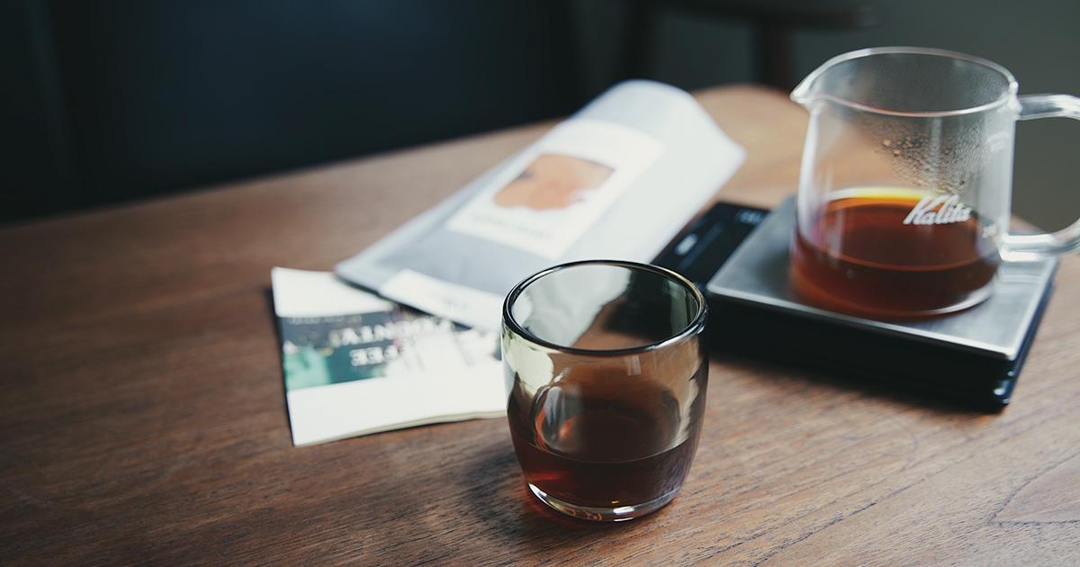 COFFEE COUNTY  ニカラグア『エンバハーダ』と、ドリップの方法