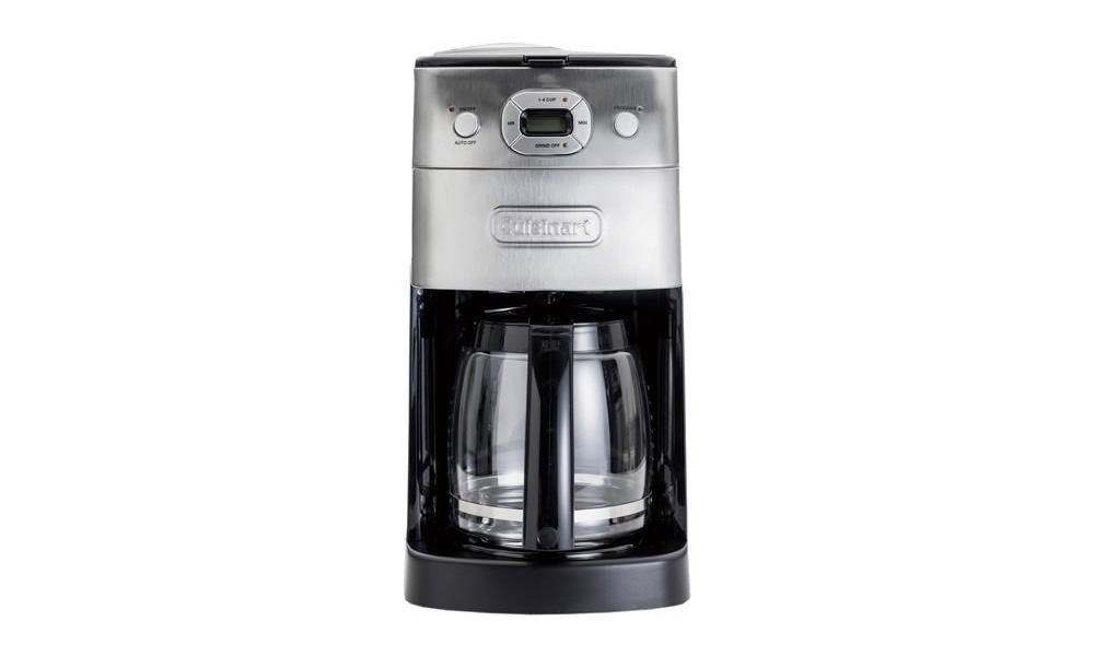 Cuisinart クイジナート 10カップ ミル付き全自動コーヒーメーカー DGB-625J