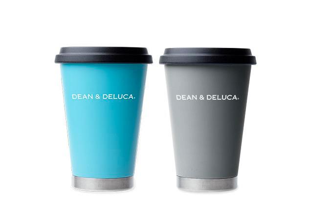 DEAN&DELUCA カフェタンブラー 夏季限定カラー アイスブルー