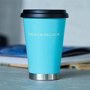 DEAN&DELUCAのカフェタンブラーに夏季限定カラー『アイスブルー』が登場!
