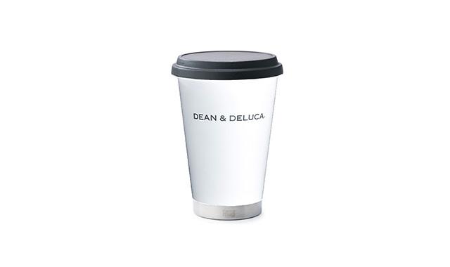 DEAN & DELUCA オリジナルサーモタンブラー 2017年限定カラー ウィンターホワイト