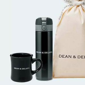 DEAN & DELUCAから、バレンタインシーズン限定カラーのマグボトルとマグカップが、発売です。
