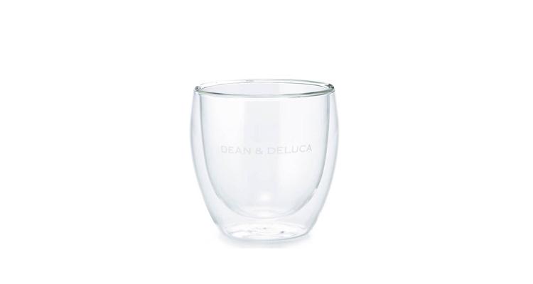 DEAN & DELUCA ビストロ ダブルウォールグラス