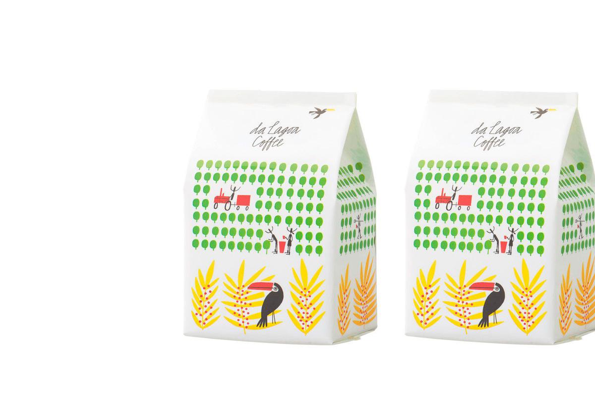 LOHACO × ダラゴア農園コーヒー コーヒー粉