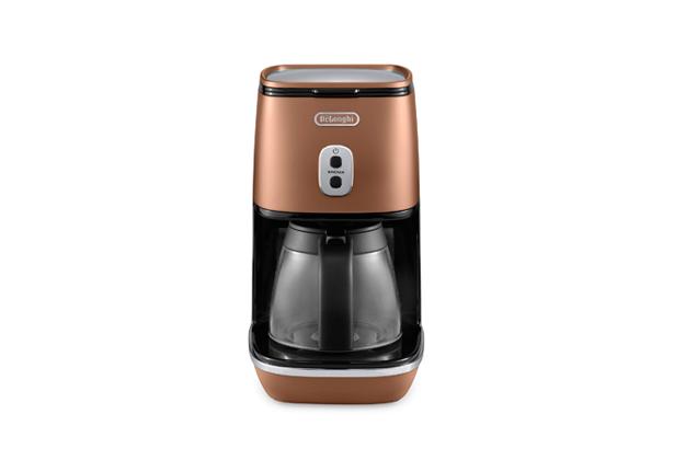 DeLonghi(デロンギ)ディスティンタ コレクション ドリップコーヒーメーカー CP(スタイルコッパー)