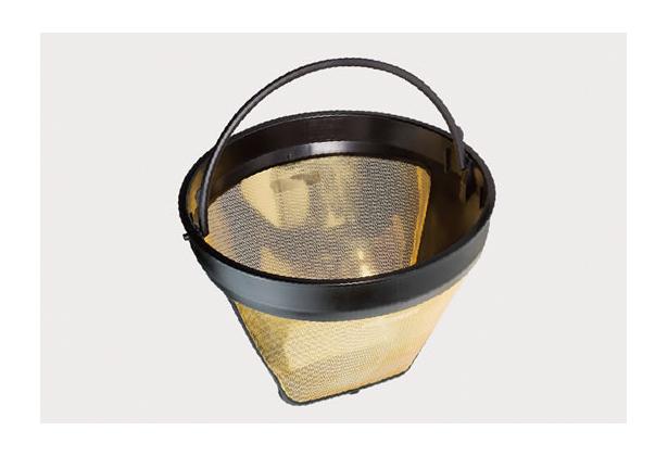 DeLonghi(デロンギ)チタンコートフィルター採用