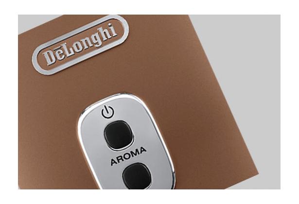 DeLonghi(デロンギ)アロマモード搭載