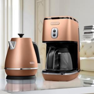 DeLonghi(デロンギ)、ディスティンタ コレクションにドリップコーヒーメーカーが新登場!