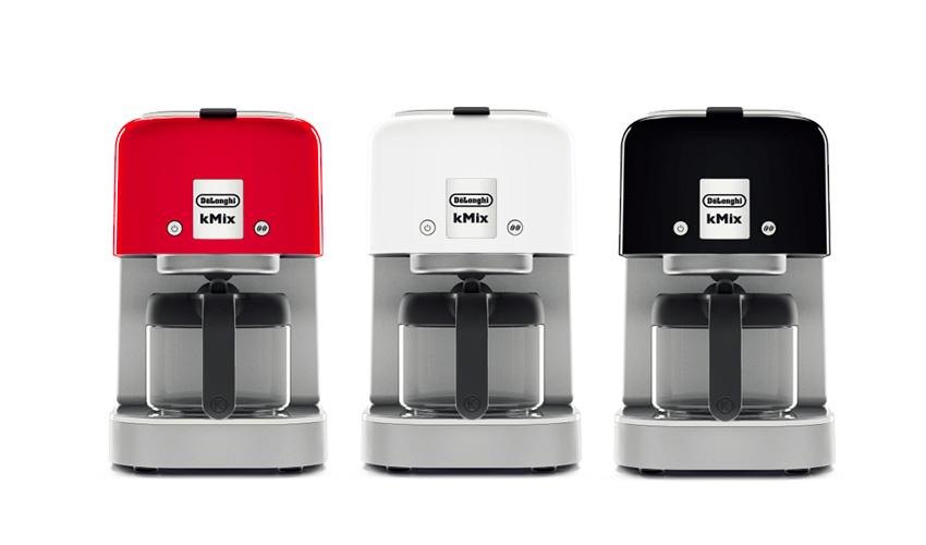 De'Longhi kMix Drip Coffee Maker COX750J デロンギ ケーミックス ドリップコーヒーメーカー