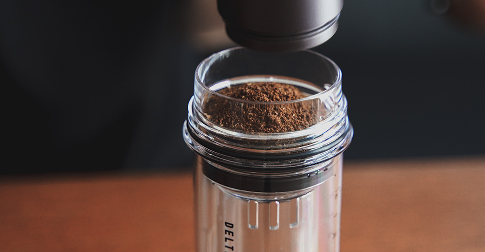 DELTER COFFEE PRESS /デルター コーヒー プレス