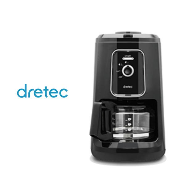 ドリテックから、豆から挽ける全自動コーヒーメーカー【ブエノカフェ】