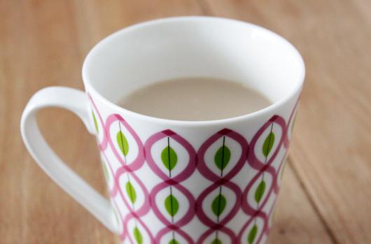 白バラコーヒー