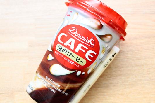 Dororich CAFE(ドロリッチカフェ)泡のコーヒー