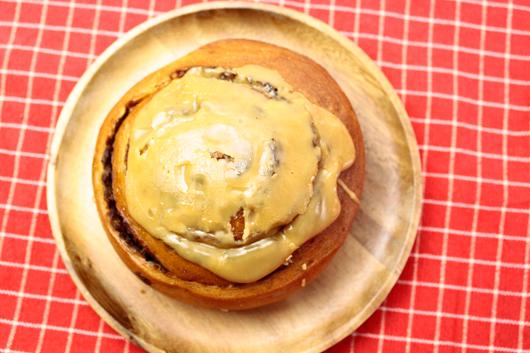 フランス老舗のおしゃれな人気パン屋さん「PAUL」のブリオッシュカフェ