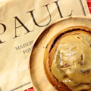 フランス老舗の人気パン屋さん PAULの『ブリオッシュカフェ』