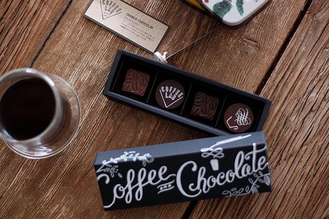 モロゾフ × オニバスコーヒー『COFFEE LAB』のチョコレート