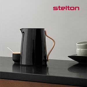 Stelton(ステルトン)Emmaシリーズのバキュームジャグに、  ブラックが登場してる!