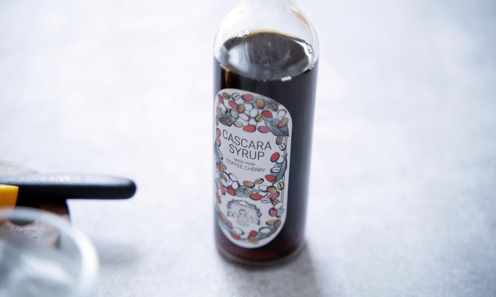 エスプレッソソーダの材料