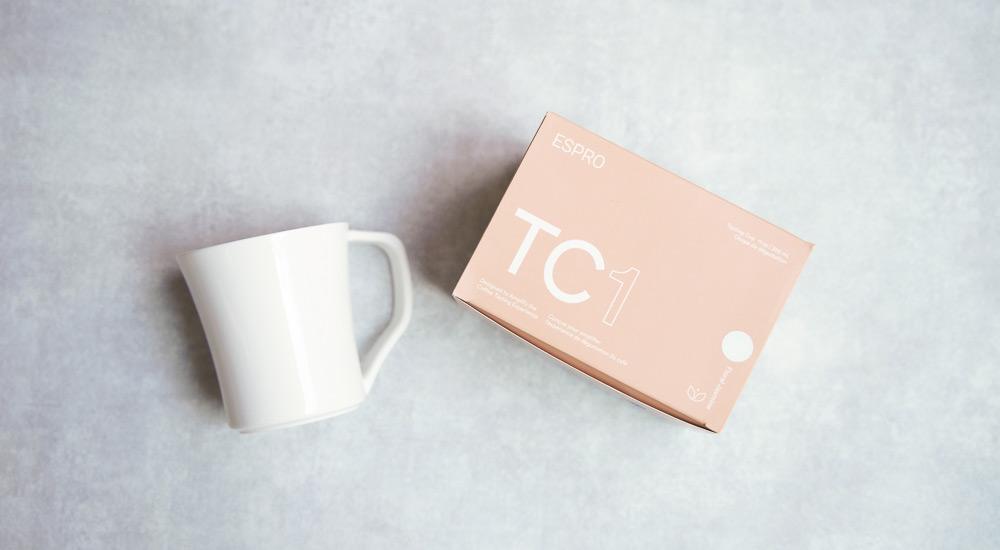 ESPRO(エスプロ)コーヒーテイスティングカップフローラル