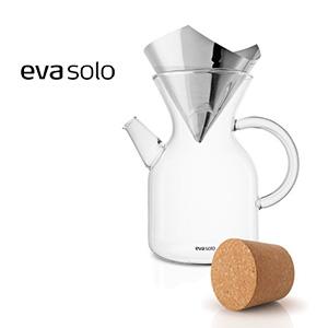 eva solo(エバソロ)から、POUR-OVER COFFEE-MAKER(プアオーバー コーヒーメーカー)を発売されてる!