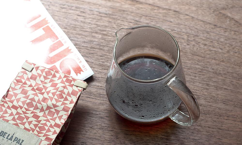 Four Barrel Coffee フォーバレル・コーヒー  デラパズ・グレースランドブレンド