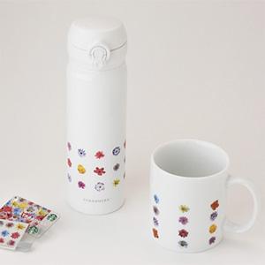 【スターバックスコーヒー × フラグメントデザイン】フラワーモチーフのタンブラーなど数量限定で発売