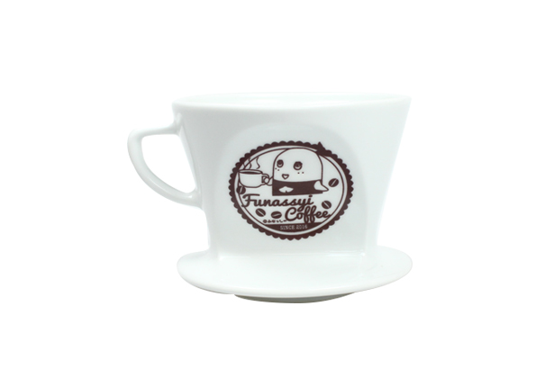 FUBASSYI COFFEE × Kalita 波佐見焼ドリッパー