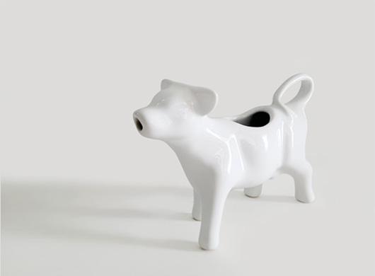TOSSDICE カウミルクピッチャー(COW MILK PITCHER)