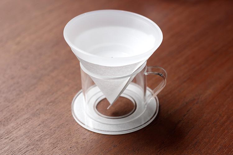 Gentle Coffee Dripper ジェントルコーヒードリッパー