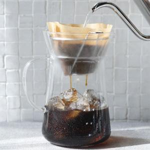 スターバックスコーヒーの  グラスドリップコーヒーメーカー[2014]