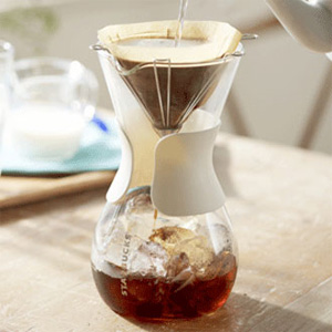 スターバックスコーヒーの  グラスドリップコーヒーメーカー[2013]