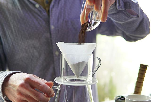 Gentle Coffee Dripper ジェントルコーヒードリッパー 使い方2