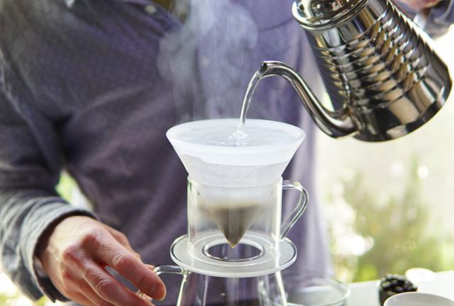 Gentle Coffee Dripper ジェントルコーヒードリッパー 使い方6
