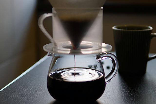Gentle Coffee Dripper ジェントルコーヒードリッパー 使い方4
