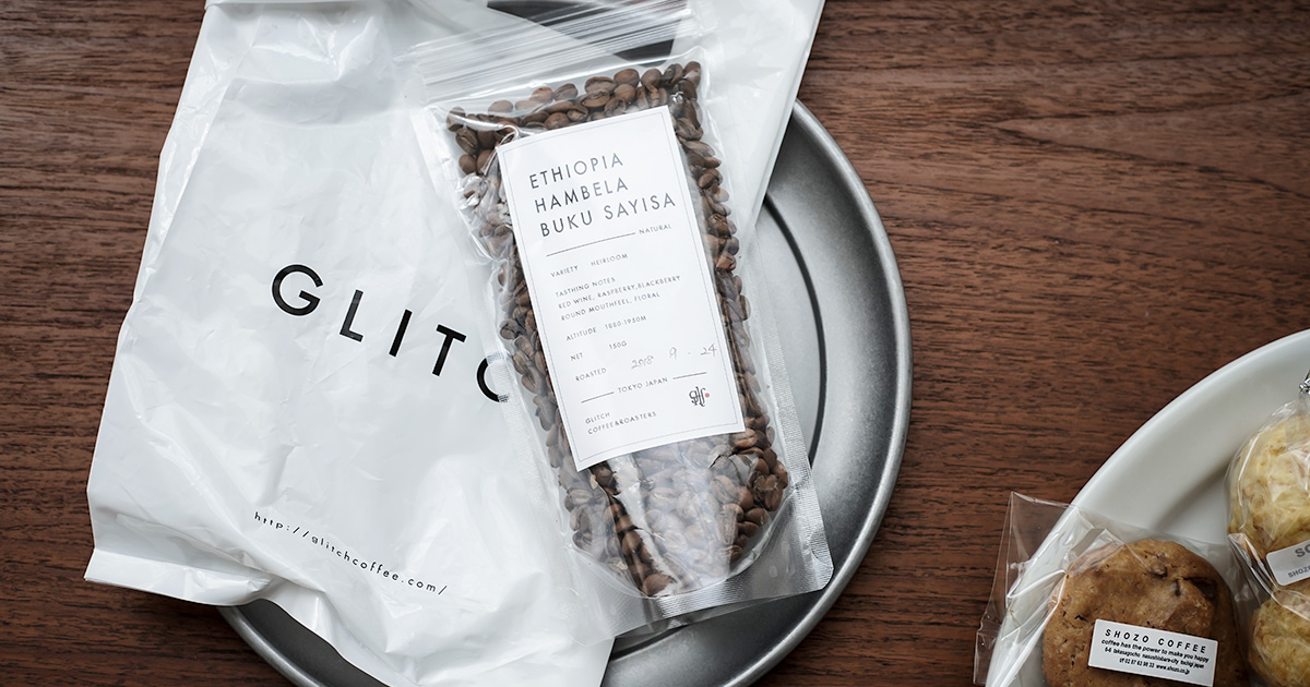 GLITCH COFFEE&ROASTERS エチオピア HAMBELA BUKU SAYISA