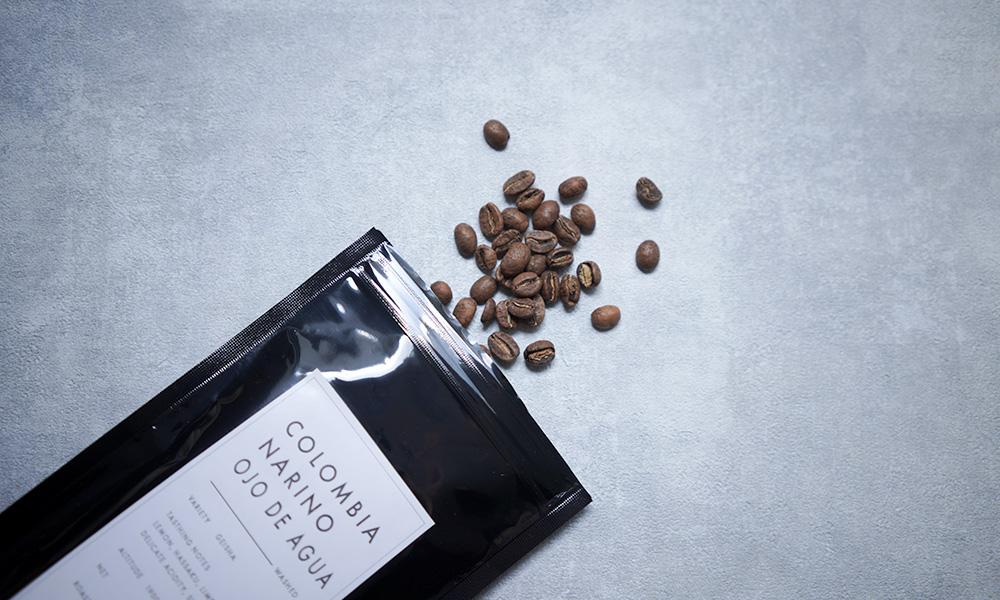 GLITCH COFFEE&ROASTERS ゲイシャ COLOMBIA NARINO OJO DE AGUA