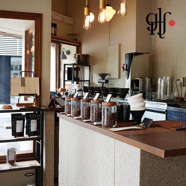 GLITCH COFFEE & ROASTERS(東京・千代田区神田錦町 / 神保町)