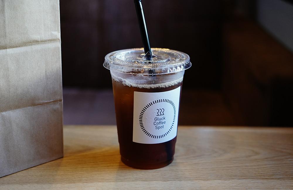 Gluck Coffee Spot レジ