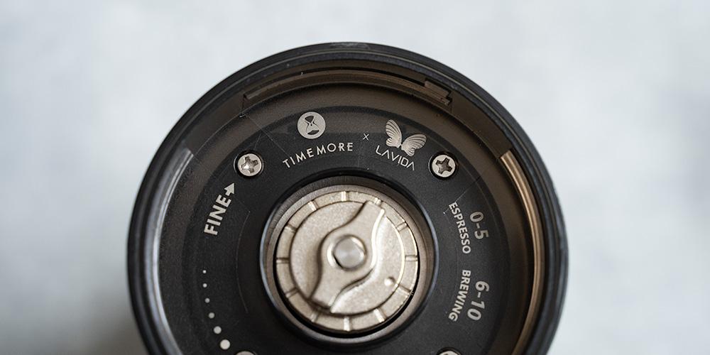 TIMEMORE Grinder Go