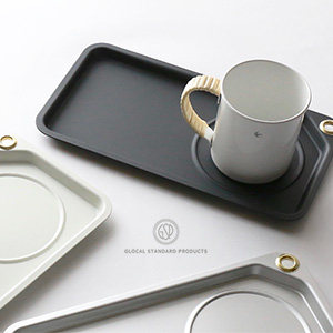 GLOCAL STANDARD PRODUCTSから、  1人用ミニトレイ『My Tray』が新登場。