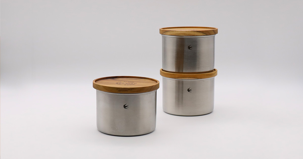 GLOCAL STANDARD PRODUCTS TSUBAME Canister Stack