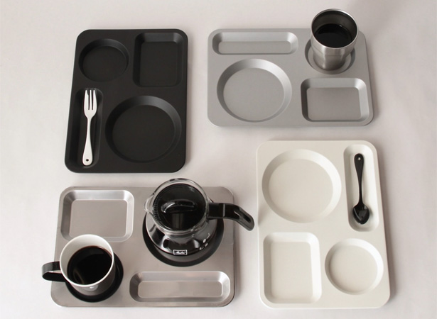 GLOCAL STANDARD PRODUCTS、カフェトレイにカラーバージョンが登場!