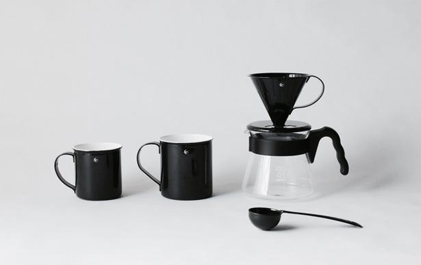 ツバメシリーズ コーヒードリッパーとマグカップ