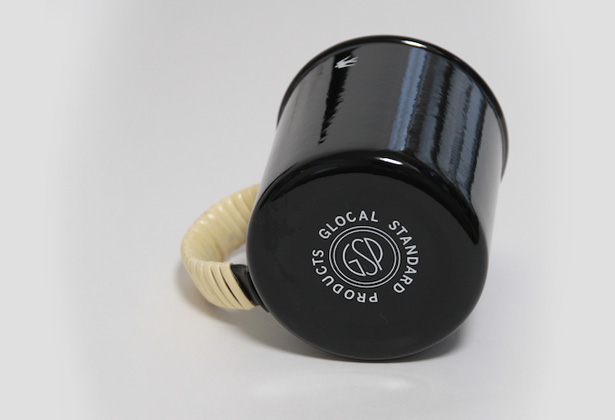 GLOCAL STANDARD PRODUCTS(グローカルスタンダートプロダクツ) ツバメラタンシリーズ マグカップ